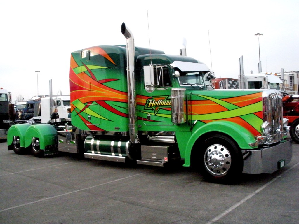 Photos - Customer Trucks